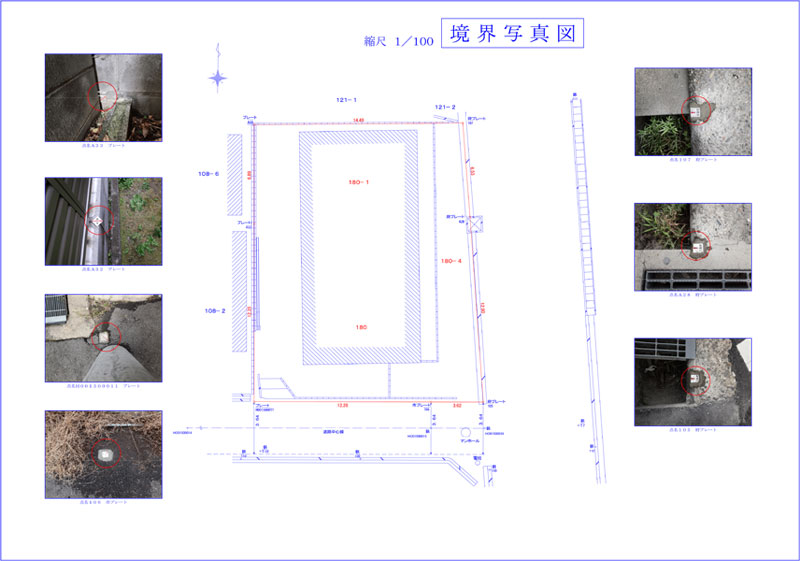 CAD製図見本2